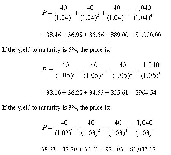 Finance Example